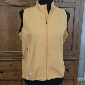 Adidas sleeveless jacket, small